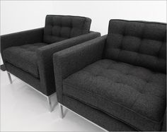 fabric -Florence Knoll Chair £1995