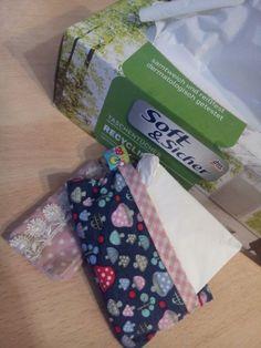 Plastikfreie Taschentücher