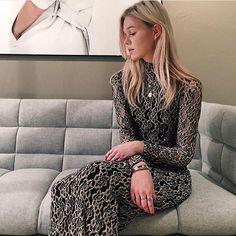 @stormandmarie cadence dress! @amaliefischer  #stormandmarie #somewhereagency #dress #fashion #copenhagen #denmark