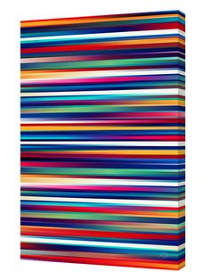 Blurry Lines, 2014 by Danny Ivan (Canvas) by Curioos at Gilt