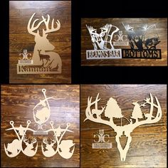 New and unique hunter designs!! Just in time for hunting season and fall! Decorate that Man Cave or Hunting Camp! Wholesale doorhangers, wall decor, nursery inspo, and so much more! Our hooked outdoor designs are copyrighted and not available for reproduction - please contact us for details to order! #deerhunter #hookedoutdoors #skullmount #giftsforhim #deer #mancave #huntingdecor #groomsmen #fishing #fishermen #bowhunter