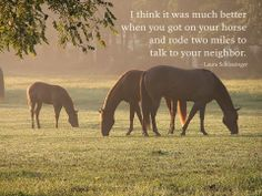 It was a different time, but it gave horses a job and a purpose, and a really meaning to making a connection with someone. Thoughts? What have you done with your horse that had a true purpose?