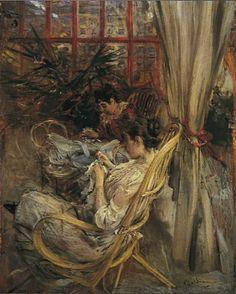Giovanni Boldini Italian Academic Painter, 1842-1931