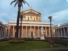 La Basilica di San Paolo fuori le mura