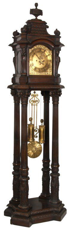 Waltham 4 Column Standing Regulator : Lot 21