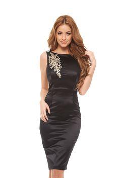 StarShinerS Brave Soul Black Dress