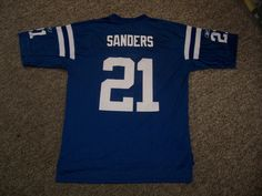 Bob Sanders Indianapolis Colts NFL Equipment Replica Jersey by Reebok-Large #IndianapolisColts