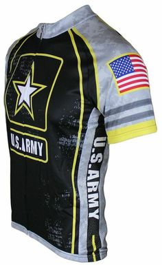 US Army Camo Cycling Jersey - FREE SHIPPING - http://www.cyclegarb.com/83-sportswear-cycling-jerseys.html