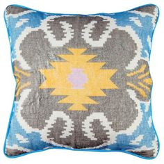 I pinned this Koncho Pillow from the Karma Living event at Joss and Main!