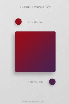 32 Beautiful and unique color gradient inspiration for your next Graphic Design, Web Design, UI/UX Design projects, discover the best Color Design. Flat Color Palette, Website Color Palette, Colour Pallete, Colour Schemes, Color Patterns, Color Palettes, Colores Hex, Web Design, Design Trends