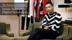 BoF editor-in-chief and founder Imran Amed in conversation with leading fashion industry experts  https://www.youtube.com/playlist?list=PL6DX41bIJmgvHpovUBcgjDgW4jgCxwrxZ
