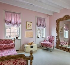 pretty daybed, room designed by New York's CWB Architects