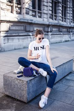 Polienne | a personal style diary: NOT A MORNING PERSON