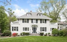 When you visit this handsome Prospect Park Colonial, you'll never want to leave
