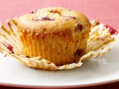 Low-Fat Raspberry-Corn Muffins  Modify your muffin recipe with low-fat buttermilk and egg whites for a healthier breakfast. Orange zest and raspberries give these muffins their bright color and flavor.