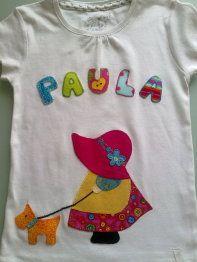 Mis camisetas de fieltro #EasyPin