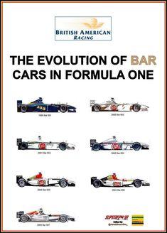 The Evolution of BAR cars in Formula One. (via: @JunaidSamodien_) pic.twitter.com/V7lRuCM4dJpic.twitter.com - Page 130