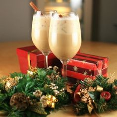 Well, we're down to the wire, with only 2 days to go, and I wanted to share a few of the drinks that I will be serving at my Christmas Eve p...