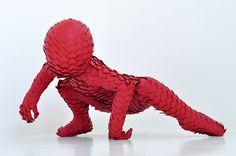 Sabi van Hemert: Childlike Creatures [viaCollabcubed]