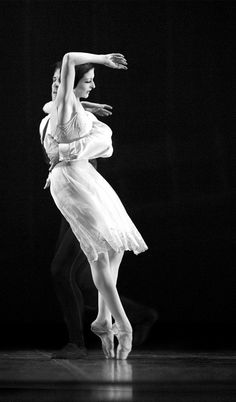 Neumeier's Lady of the Camellias- Isabelle Ciaravola and Marcelo Gomes