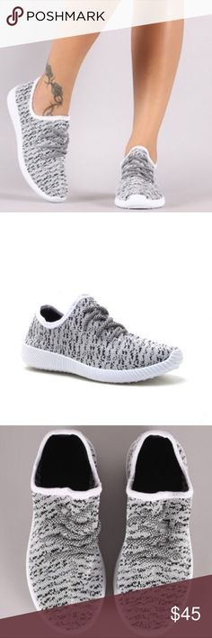 SUMMER BLOWOUT Flyknit Sneakers. Super comfy. These run a half size big, so size down  No trades. Kyoot Klothing Shoes