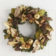 Favourite Christmas Wreaths | Christmas Wreath Ideas - Christmas Inc.  #christmas #christmastime #xmas #xmastime #christmasideas #christmasdecorations #christmasdecor #christmastime #christmaswreaths #wreaths #christmaswreath #christmassy #christmasidea #christmasblog #christmascountdown #christmasiscoming #christmasonline #christmas2016 #christmasdecorating #christmasinspiration