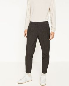 SUIT TROUSERS-Tailored-TROUSERS-MAN | ZARA United Kingdom