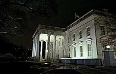 Andrew Jackson has been seen here also first lady Adam has been seen floating here