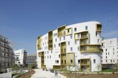 Villa V2 / Guerin & Pedroza Architectes (Issy-les-Moulineaux, Francia) #architecture