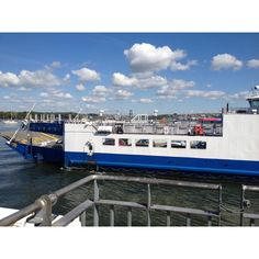 Torpoint Ferry to Cornwall