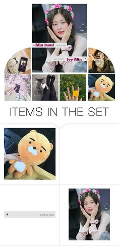 """Intro ; Min Iseul -- Ivy Min"" by official-4dolls ❤ liked on Polyvore featuring art and dollintros"