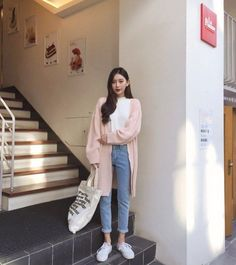 Korean fashion kpop inspired outfits street style 65