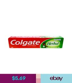 Toothpaste Colgate Herbal Toothpaste 100 Grams Free Worldwide Shipping #ebay #Fashion