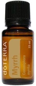 doTERRA CPTG Myrrh essential oil