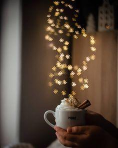 Coffee ☕  _____________________________________  Jak to powiedziała Ania @cherrylassie oficjalne otwieram sezon na #jestemwlesie 🙌😂 kto… Christmas Coffee, Cozy Christmas, Christmas Time, Get In The Mood, Afterlight, Coffee Corner, Xmas Decorations, Tis The Season, Morning Coffee