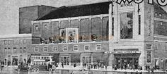 The Astoria Theatre, Old Kent Road, Near Bermondsey and Peckham South East London England Old London, East London, Old Pictures, Old Photos, Elephant And Castle, London Photos, London England, Photo Wall, Old Things