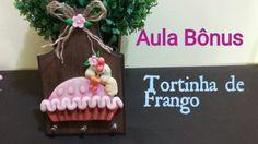 AULA BÔNUS -TORTINHA DE FRANGO/ ELISANGELA MOTTA