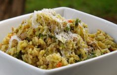 New Recipe: Tuna & Veggie Pilaf - Trail Cooking & The Outdoors