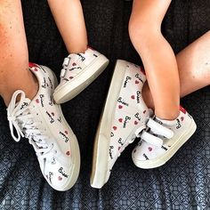 #spreadthelove with Veja and Mathilde Cabanas's new collab! Thanks @my_happyland for the . Tag your Smallable pic with @smallable_store for a chance to be featured here . . . #veja #new #spring #SS17 #fashionforkids #kidsfashion #smallable #modeenfant  #style  #cute #kidswear #kidsfashion #fashionkids #style #ootd #ootn #outfitoftheday #instastyle #fashion #style #streetstyle #kidstyle #kidwithstyle  #Regram via @smallable_store