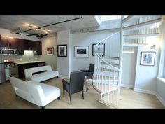 AMLI Evanston's chic, modern two story lofts are for work and live in the South Evanston. Take a virtual tour!