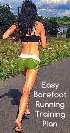Practical tips on how to start running barefoot