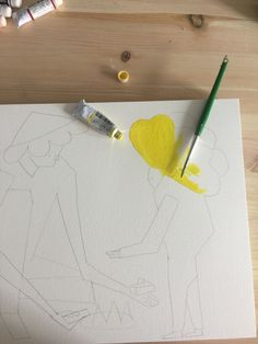#wip #gouache #lolretaisac  #paintingonpapaer #illustration Freelance Illustrator, Book Illustration, Gouache, Packaging Design, Artist, Artists, Design Packaging, Package Design