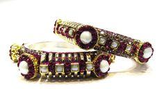 online bangles  designer bangles & jewellery  FREE SHIPPING  FREE COD   EASY RETURN Click - http://rajranibangles.com