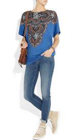 Stella McCartneyPrinted cotton T-shirt