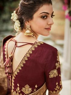Beautiful Blouses, Sari, Brooch, Instagram, Jewelry, Fashion, Saree, Moda, Jewlery