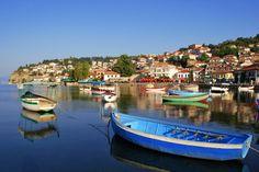 Kristálytiszta víz, ámulatba ejtő természet: az Ohridi-tó egy eldugott gyöngyszem, amit látnod kell