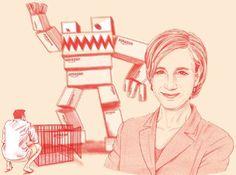 Amelie Fried - Die unehrliche Amazon-Kritik der Buchbranche