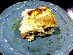 Lasagna pollo brocoli