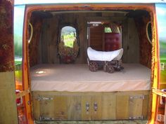 1976 Dodge Street Van by splattergraphics, via Flickr