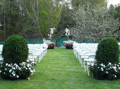 Black Fox Farms, Cleveland, TN.  Beautiful wedding place